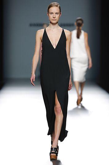 Madrid Fashion Week: Ángel Schlesser: en clave 'minimal' - Foto 1 de 40 | Yodona | EL MUNDO