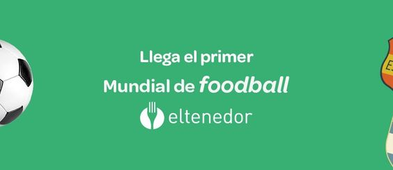 Preparado para saltar al terreno de juego?Comienza el Mundial de foodball de eltenedor. 4 selecciones gastronómicas se enfrentan para llegar a la gran final. Vota por tu favorita y el ganador puedes ser tú ¿Juegas?