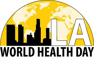 World Health Day LA 2013 will take place Saturday, April 6, 2013. Learn more and register to participate or volunteer at www.worldhealthdayLA.org.