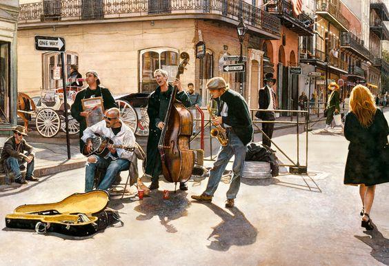 """Puzzle EDUCA """"Calles de Nueva Orleans"""", 1.500 piezas."""
