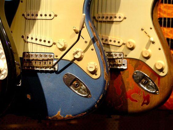 Wallpapers :: Guitars