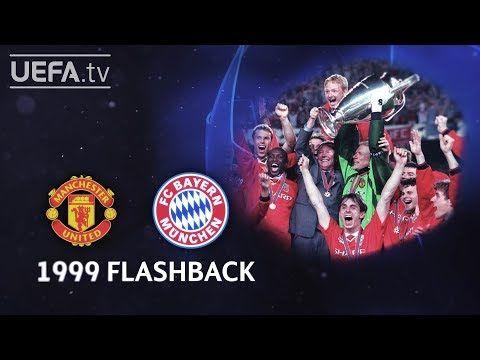 Man United 2 1 Bayern Ucl 1999 Final Flashback Youtube Bayern Champions League Final Champions League