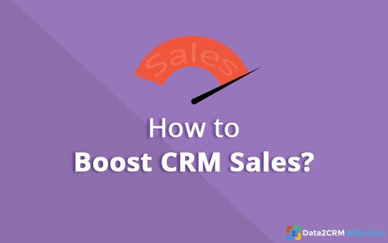 Powered by CRM your sales reps can make a big impact and increase sales…