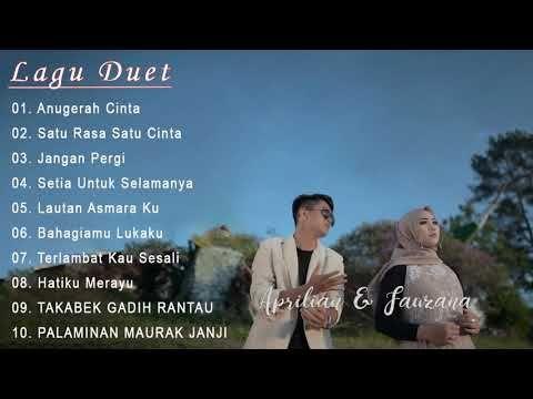 Lagu Duet Terbaik 100 Paling Enak Di Dengar Buat Bersantai Fauzana Aprilian Full Ablum 2020 Youtube Lagu Youtube Bahagia