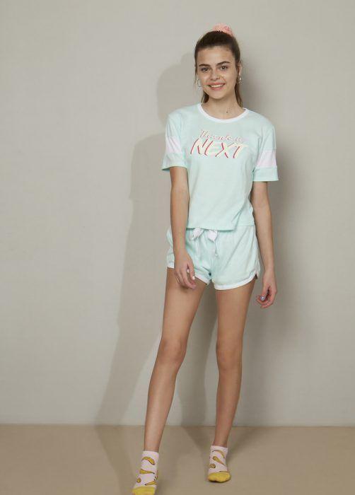 Outfits Para Adolescentes Verano 2021 Como Quieres Que Te Quiera Outfits Moda Pantalones Cortos Para Mujer