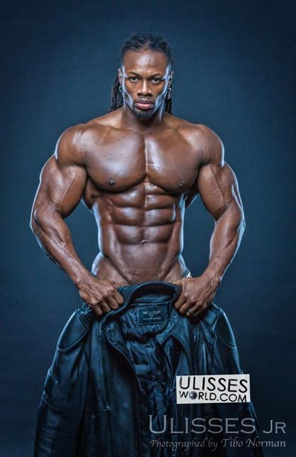 ulisses jr how tall
