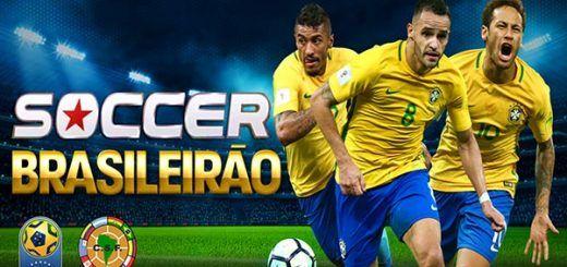 Dream League Soccer 2020 V7 22 Apk Mod Menu Brasileirao