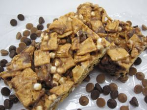 Peanut Butter Toast Crunch Bars