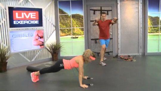 Chiseled Program 57, Ep. 927, Chest-Triceps-Back