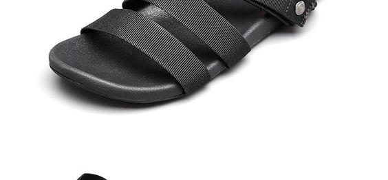 Aliexpress.com: Comprar Sandalias de los hombres zapatos de lona de los hombres sandalias de playa verano nuevo Puerto Dual viento pareja zapatos de Vietnam de zapatos sandalia de la boda fiable proveedores en Redheaven