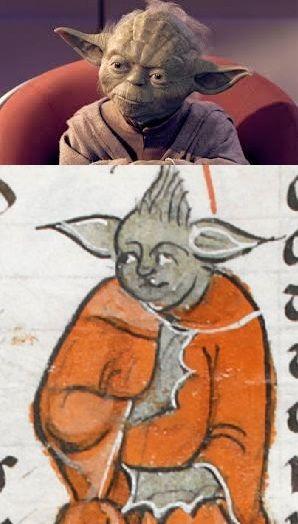 Incrível semelhança