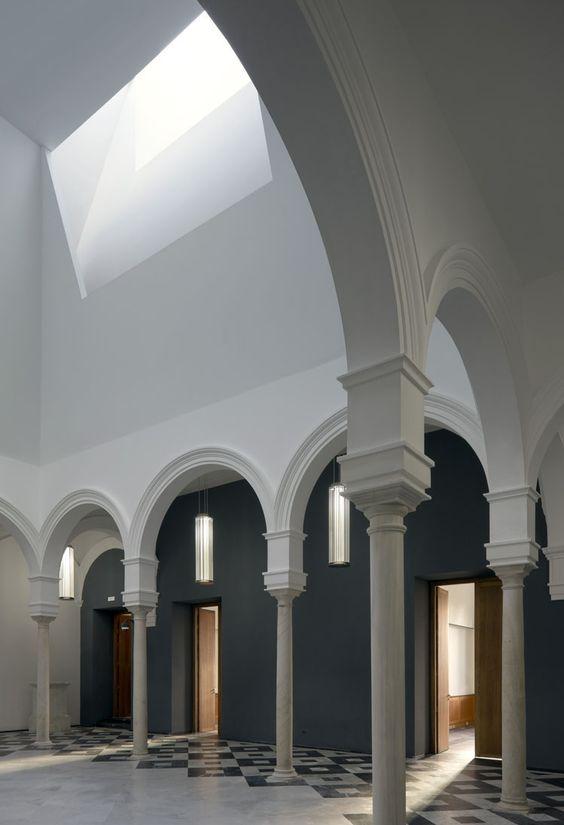 Rehabilitación del Palacio de San Telmo