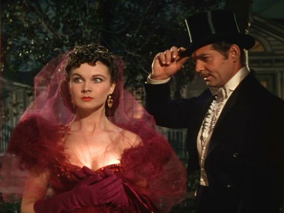 """The Hollywood Art: REAL """"GONE WITH THE WIND"""" Part I"""
