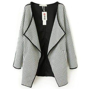 75% Off Autum Abrigo Pea Coat