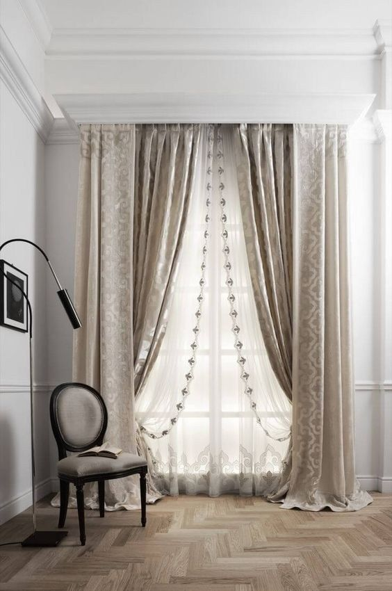 22 Gorgoeus Home Curtain Ideas For Interior Design Luxury