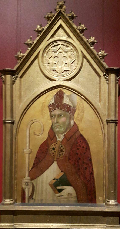 Sant'Agostino.  Pushkin Museum Moscow
