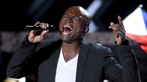 Newswire: Seal to play Pontius Pilate in Tyler Perry's live Jesus musical