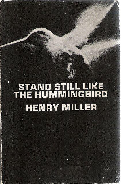 Henry Miller rocks.