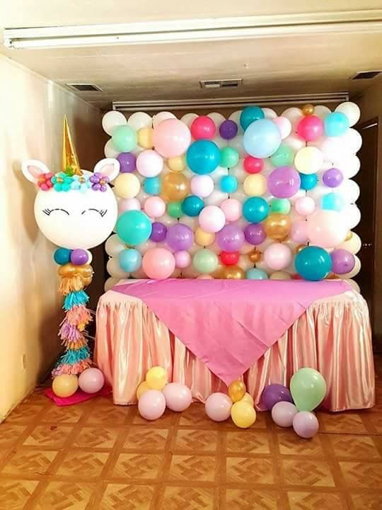 Baby Shower Unicorn Theme Unicorn Party Unicorn Birthday