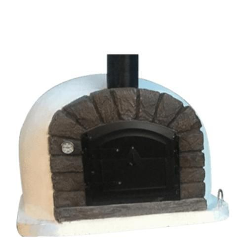 Authentic Pizza Ovens Famosi Built In Or Countertop Wood Fired