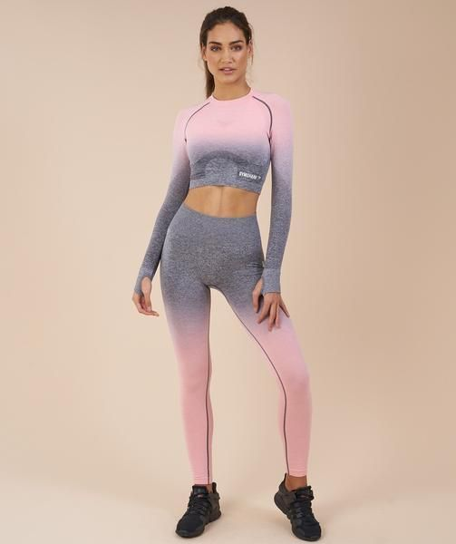 Small Ladies Gym Wear Outfit