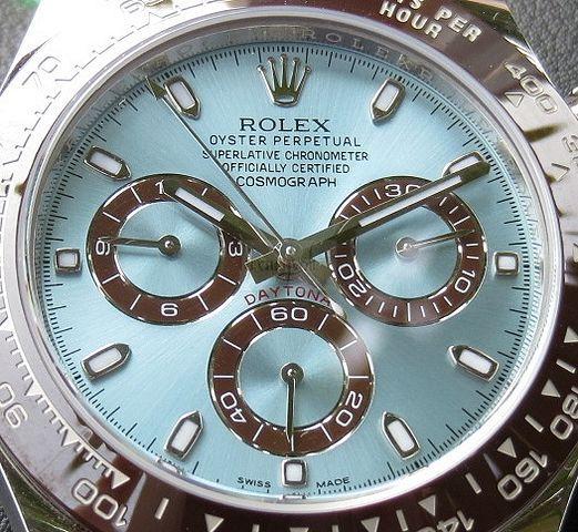 Rolex 116506 Platinum Daytona: Hands on Review