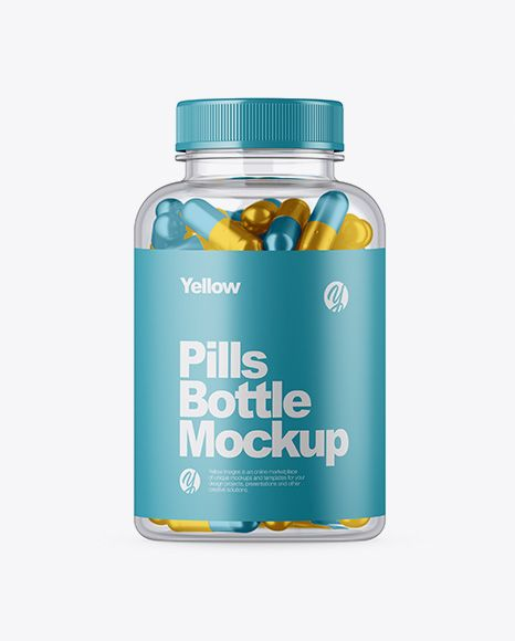 Download Clear Glass Bottle W Metallic Pills Mockup In Bottle Mockups On Yellow Images Object Mockups Bottle Mockup Mockup Free Psd Mockup Psd PSD Mockup Templates