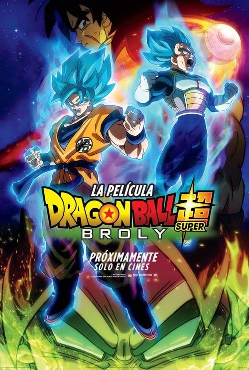 Voir Dragon Ball Super Broly Film Complet En Streaming Vfonline