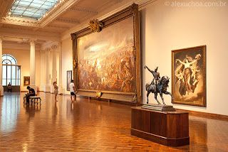 Museu Nacional de Belas Artes | Work Out Eventos