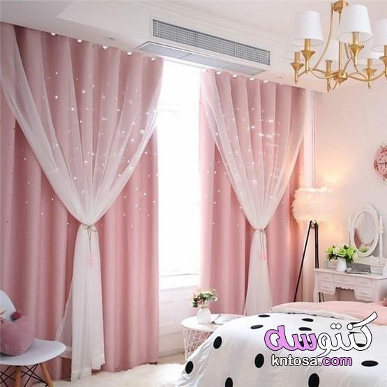 ستائر بسيطة للصالة احدث الستائر والبراقع بالصور كتالوج ستائر 2020 اشكال الستائر الصالون Living Room Decor Curtains Kids Room Curtains Girls Room Curtains