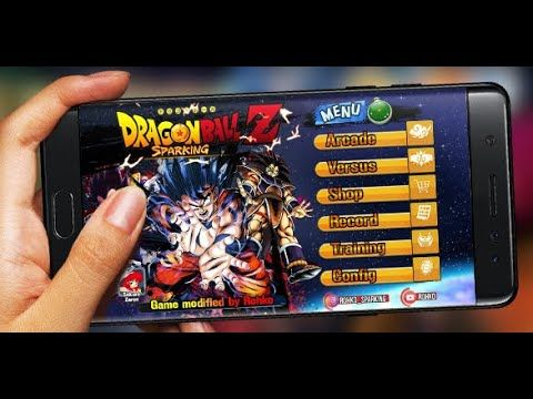 New Dragon Ball Z Sparking Tap Battle Mod For Android Apk Com