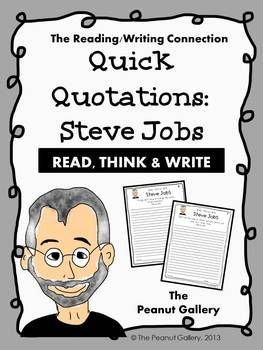 Essay about steve jobs factslides