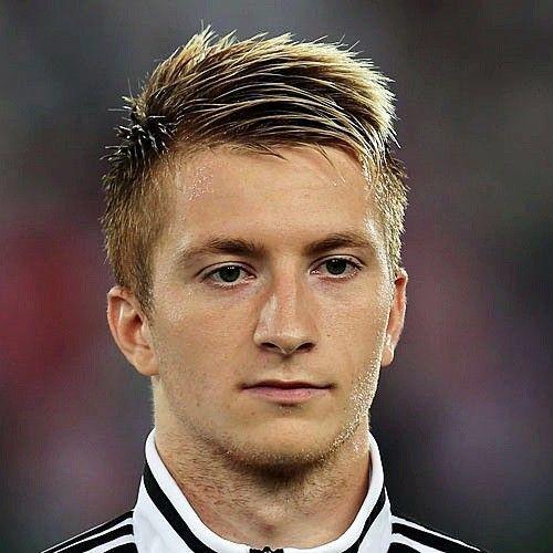 10 Trend Manner Frisuren Von Marco Reus Mens Hairstyles Hair Styles Hairstyles For Thin Hair