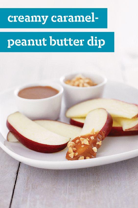 -Peanut Butter Dip – In this recipe, milk, caramels, and peanut ...