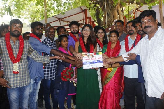 Enai Sudum Pani Movie Launch