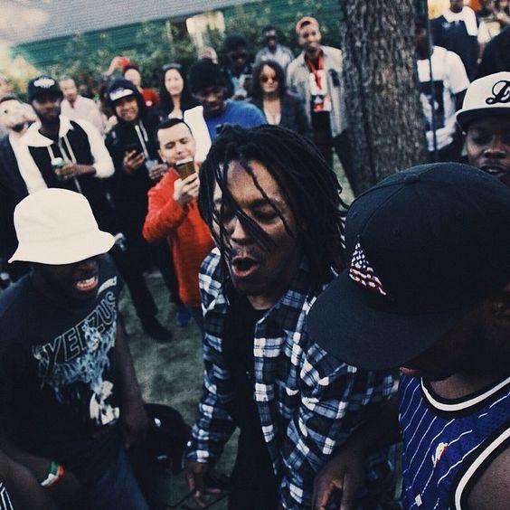 A peek from Karmaloop at the Lupe Fiasco Show #KLSXSW New Hip Hop Beats Uploaded  http://www.kidDyno.com