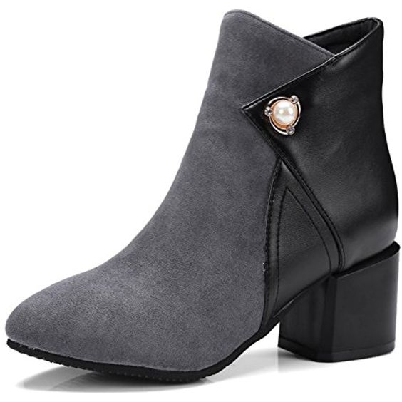 Chic Comfortable Fall Boots