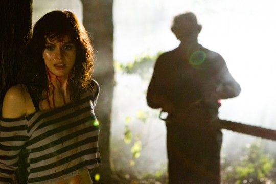 Texas Chainsaw 3D Review - such a Leatherface let down