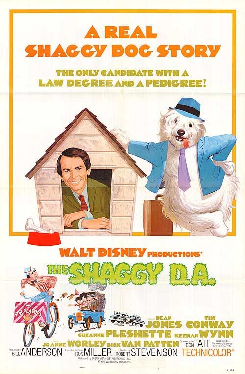 The Shaggy D.A. 1976 film