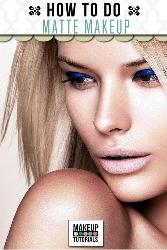 diy makeup tutorial, diy matte makeup, diy quick matte makeup