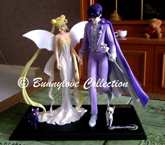 My wonderful Neo Queen Serenity & King Endymion