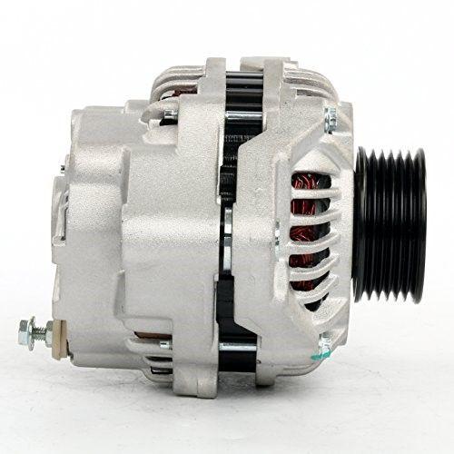 Yaetek Alternator For Honda Civic 1 7 Dx Lx Ex Vp D17 2001 2002 2003 2004 2005 13893 Honda Civic Civic Alternator