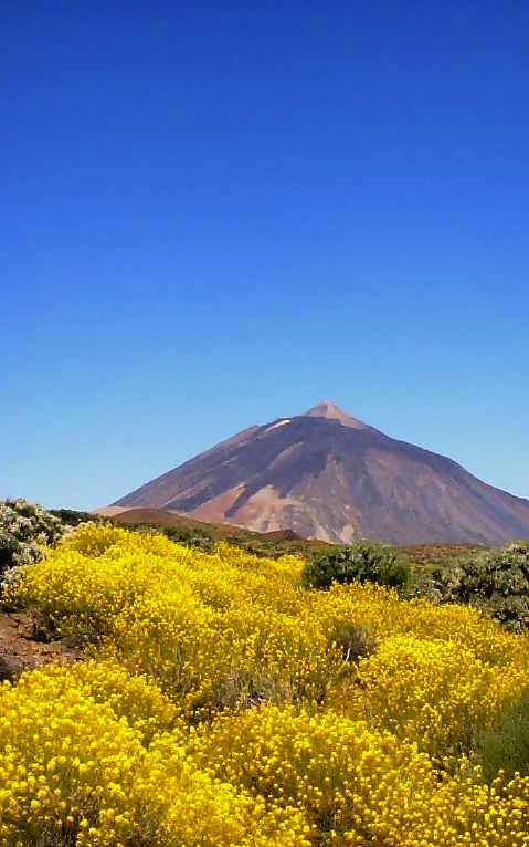 El Teide, Tenerife, Canary Islands