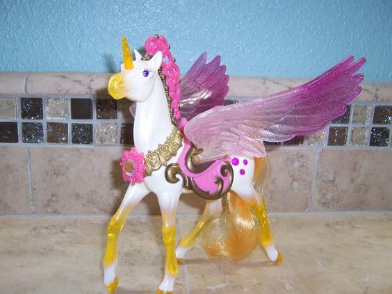 Jewel Riders horses.