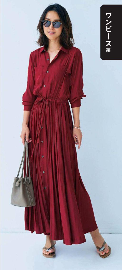 scrapbook おしゃれまとめの人気アイデア pinterest tomoko okumura ファッション ワンピース ドレス