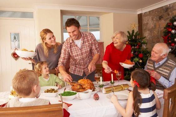 Veja como planejar uma ceia de natal simples para toda a sua família. (Foto: Divulgação)