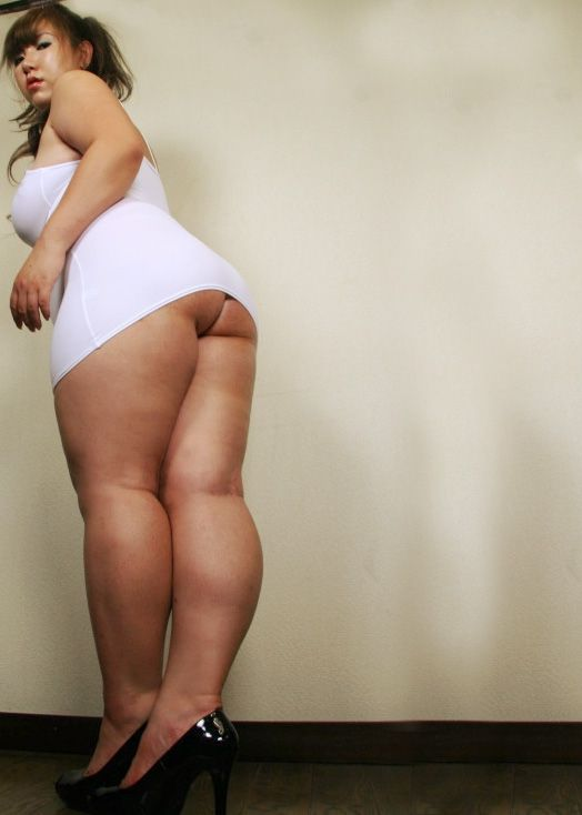 With asian thick legs women