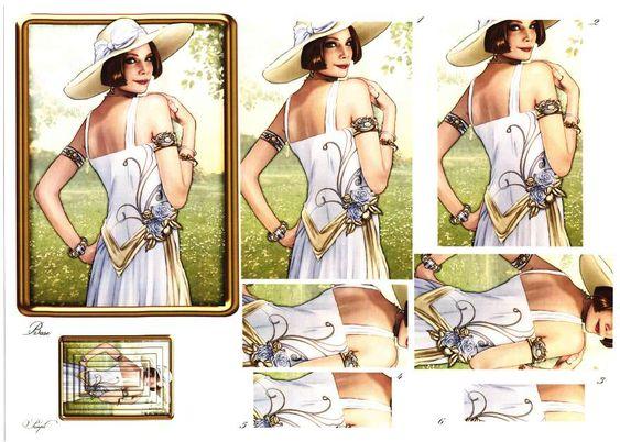 Debbi Moore Designs Elegant Moments Card Toppers 9