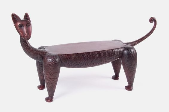Judy Kensley Mckie Furniture Pinterest Cats And Benches