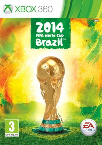 Ea Sports 2014 Fifa World Cup Brazil Microsoft Xbox 360 Game Uk Check Out The Image By Visiting The Link Note It Is Fifa 2014 World Cup Ea Sports Fifa Fifa